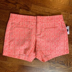 Gap Neon Pink Clean Front Shorts